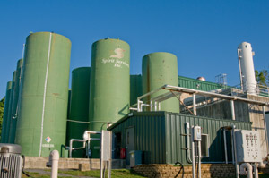 Spirit Services provides industrial & domestic wastewater treatment services.