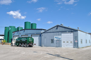 Spirit Services is a safe, clean and compliant West Virginia oil processing facility.